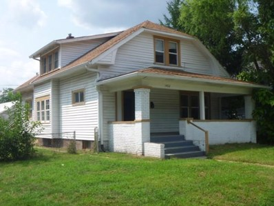 1402 N Dearborn Street, Indianapolis, IN 46201 - #: 21591928