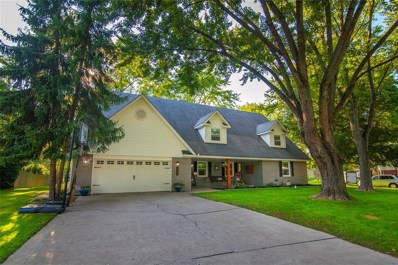 5883 Hobbs Drive, Anderson, IN 46013 - #: 21591949