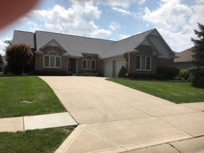 4233 Moss Ridge Court, Indianapolis, IN 46237 - MLS#: 21591973