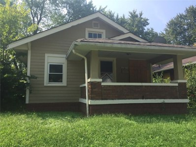 2527 E 18th Street, Indianapolis, IN 46218 - #: 21591984