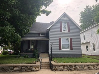 504 S Green Street, Crawfordsville, IN 47933 - #: 21591986