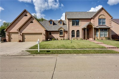 6132 Buck Trail Road, Indianapolis, IN 46237 - #: 21592149