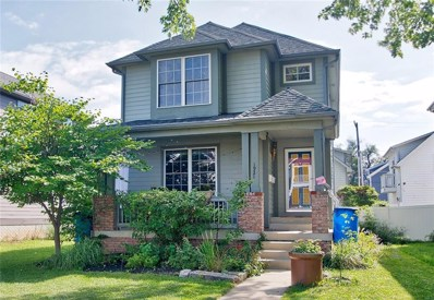 1921 Ruckle Street, Indianapolis, IN 46202 - #: 21592185