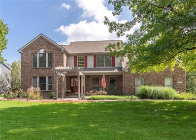 8247 Hampton Circle W, Indianapolis, IN 46256 - #: 21592187