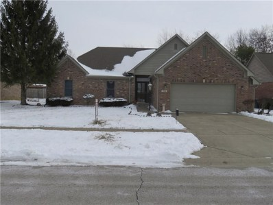 543 Leah Way, Greenwood, IN 46142 - MLS#: 21592242