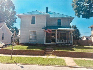 405 Binford Street, Crawfordsville, IN 47933 - MLS#: 21592252