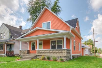 860 N Rural Street, Indianapolis, IN 46201 - MLS#: 21592273