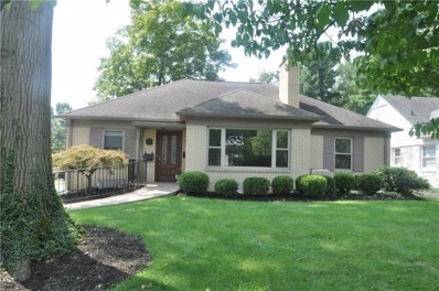 6830 Willow Road, Indianapolis, IN 46220 - #: 21592297