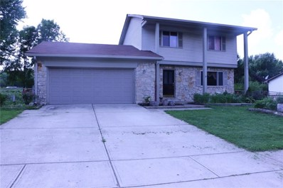 7108 Hearthstone Way, Indianapolis, IN 46227 - #: 21592318