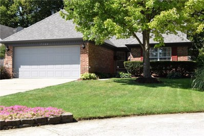 7100 Woodgate Drive, Fishers, IN 46038 - #: 21592320