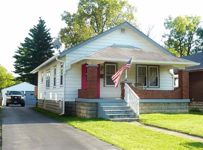 6077 E Dewey Avenue, Indianapolis, IN 46219 - #: 21592391