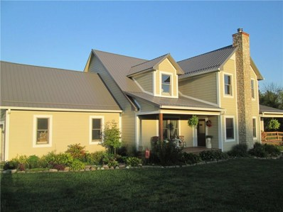 225 N Putnam County Road, Coatesville, IN 46121 - MLS#: 21592401