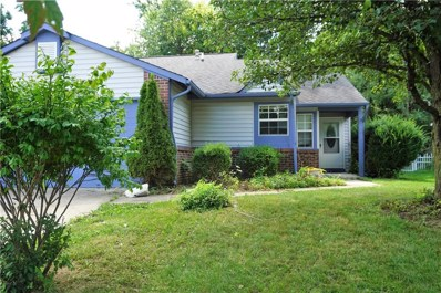 1539 Creekside Lane, Greenwood, IN 46142 - MLS#: 21592403