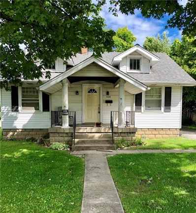 5520 E 21ST Street, Indianapolis, IN 46218 - #: 21592425