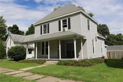 410 W Pike Street, Crawfordsville, IN 47933 - MLS#: 21592467