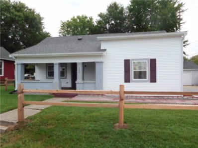 159 N Home Avenue, Martinsville, IN 46151 - MLS#: 21592525