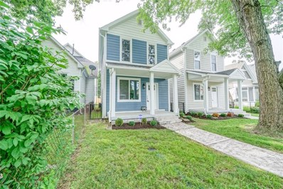 1531 Woodlawn Avenue, Indianapolis, IN 46203 - #: 21592601