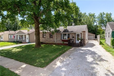 433 E Douglas Drive, Brownsburg, IN 46112 - MLS#: 21592671