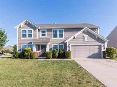 1218 Winter Hawk Court, Greenwood, IN 46143 - #: 21592772