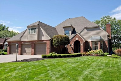 5844 Wycombe Lane, Indianapolis, IN 46220 - #: 21592808