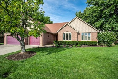 588 Shakespeare Drive, Avon, IN 46123 - #: 21592809
