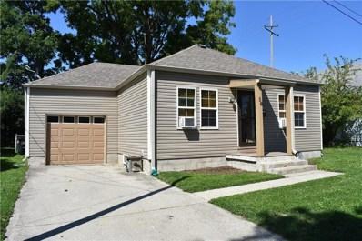 56 S Clay Street, Mooresville, IN 46158 - MLS#: 21592883