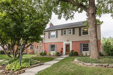 5950 N New Jersey Street, Indianapolis, IN 46220 - #: 21592898