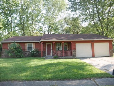 5901 Dollar Hide S Drive, Indianapolis, IN 46221 - #: 21592926