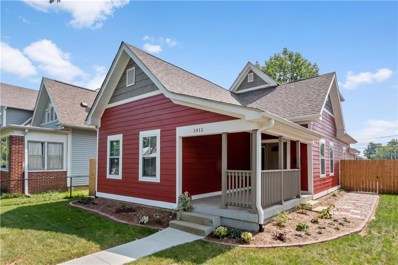 1411 Woodlawn Avenue, Indianapolis, IN 46203 - MLS#: 21592950