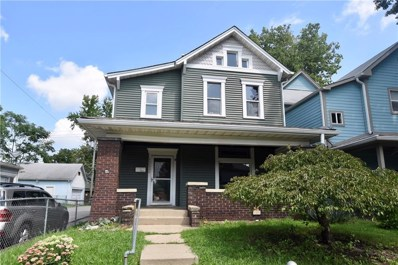 1202 Lexington Avenue, Indianapolis, IN 46203 - #: 21592964