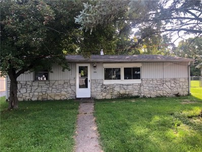 1606 Edgewood Drive, Crawfordsville, IN 47933 - #: 21593016