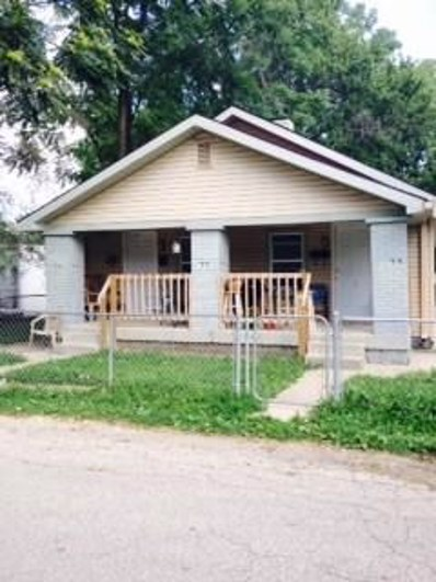 1362 W 22nd Street, Indianapolis, IN 46202 - #: 21593044