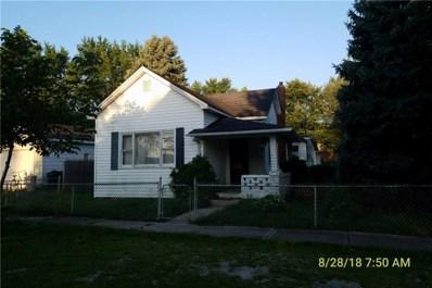 244 N 7th Street, Elwood, IN 46036 - #: 21593083