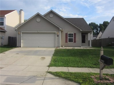 10492 Dark Star Drive, Indianapolis, IN 46234 - MLS#: 21593211