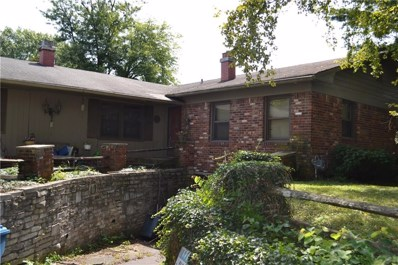 4909 Manning Road, Indianapolis, IN 46228 - #: 21593245