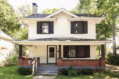 4005 Guilford Avenue, Indianapolis, IN 46205 - #: 21593252