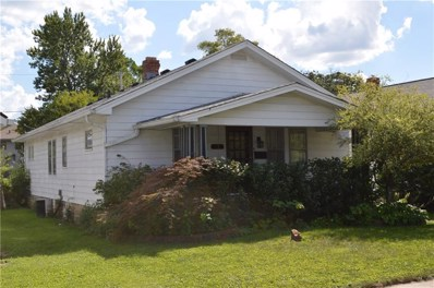 5217 E Saint Clair Street, Indianapolis, IN 46219 - MLS#: 21593257