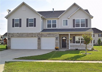 1311 Woodfield Drive, Greenwood, IN 46143 - MLS#: 21593361