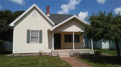 1606 S K Street, Elwood, IN 46036 - MLS#: 21593401