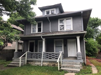 622 Udell Street, Indianapolis, IN 46208 - #: 21593420