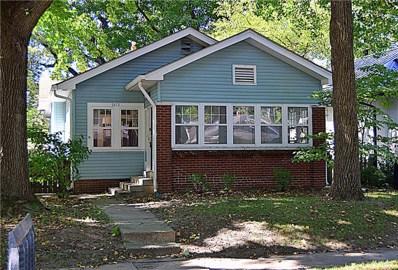 5412 N Carrollton Avenue, Indianapolis, IN 46220 - MLS#: 21593436