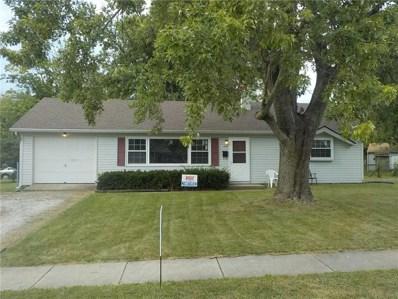 633 Gooseberry Lane, Greenwood, IN 46143 - #: 21593442
