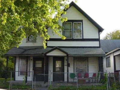 1047 Udell Street, Indianapolis, IN 46208 - #: 21593467