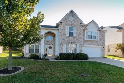 5855 Courtyard Crescent, Indianapolis, IN 46234 - #: 21593545