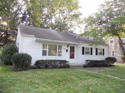 5856 Brouse Avenue, Indianapolis, IN 46220 - MLS#: 21593573