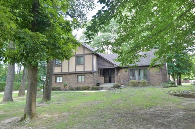 4489 S Brooklawn Drive, New Palestine, IN 46163 - #: 21593623