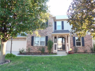 369 Concord Way, Greenwood, IN 46142 - #: 21593637