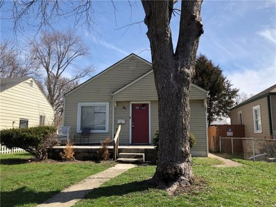 2021 N Linwood Avenue, Indianapolis, IN 46218 - #: 21593686