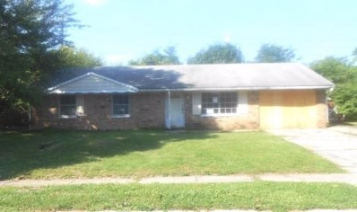 7632 E Ruskin Place, Indianapolis, IN 46226 - MLS#: 21593708