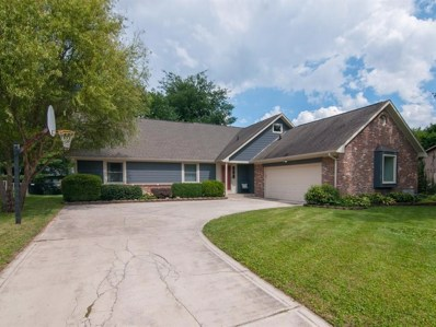 5844 Buttonwood Drive, Noblesville, IN 46062 - MLS#: 21593739